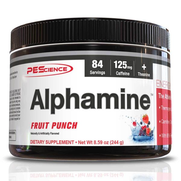 PHYSIQUE ENHANCING SCIENCE Alphamine