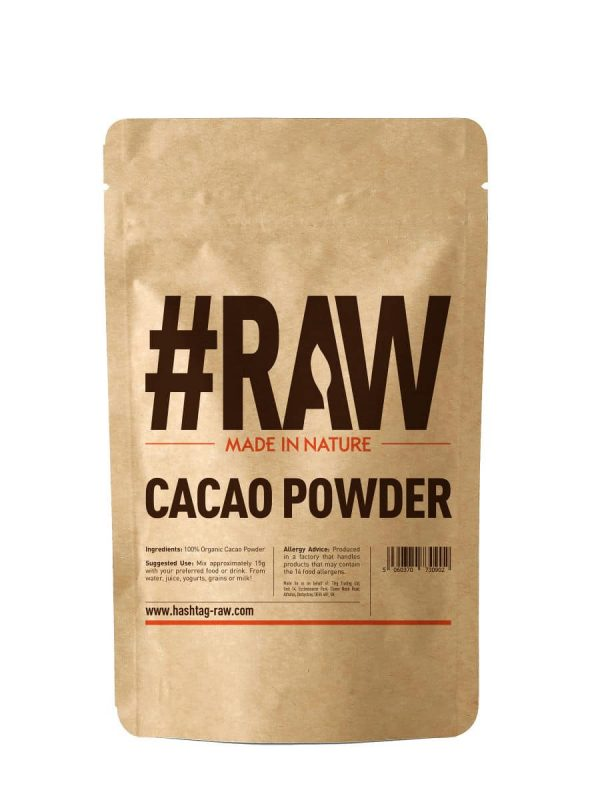 #RAW Cacao Powder 500g