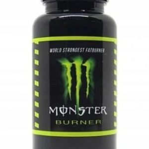 Monster Fatburner / T6 ECA