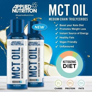 Applied Nutrition mct oil