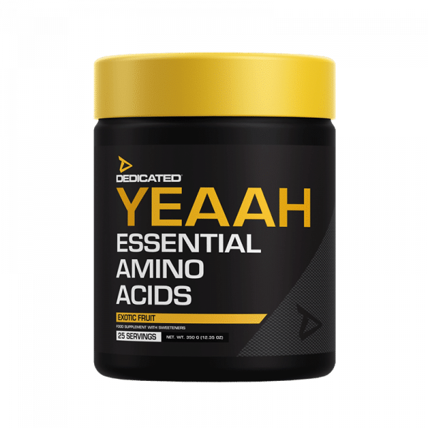 Dedicated YEAAH Amino - 350gr - watermelon